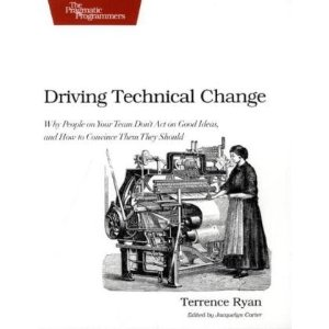 Driving Technical Change Book cover