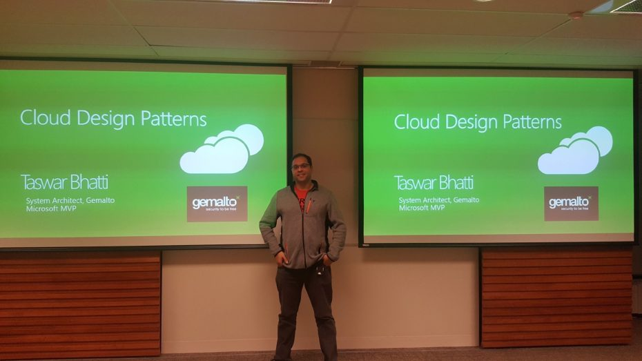 Taswar Bhatti - Cloud Design Patterns