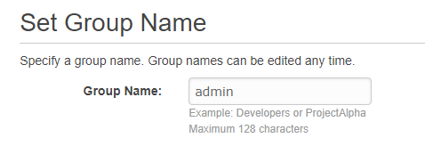AWS-IAM-Set-Group-Name