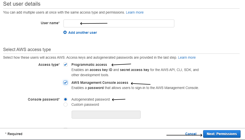 AWS-IAM-Set-User-Details